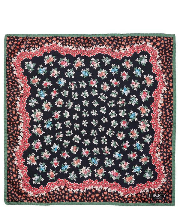 Baillie 45 x 45cm Silk Twill Scarf