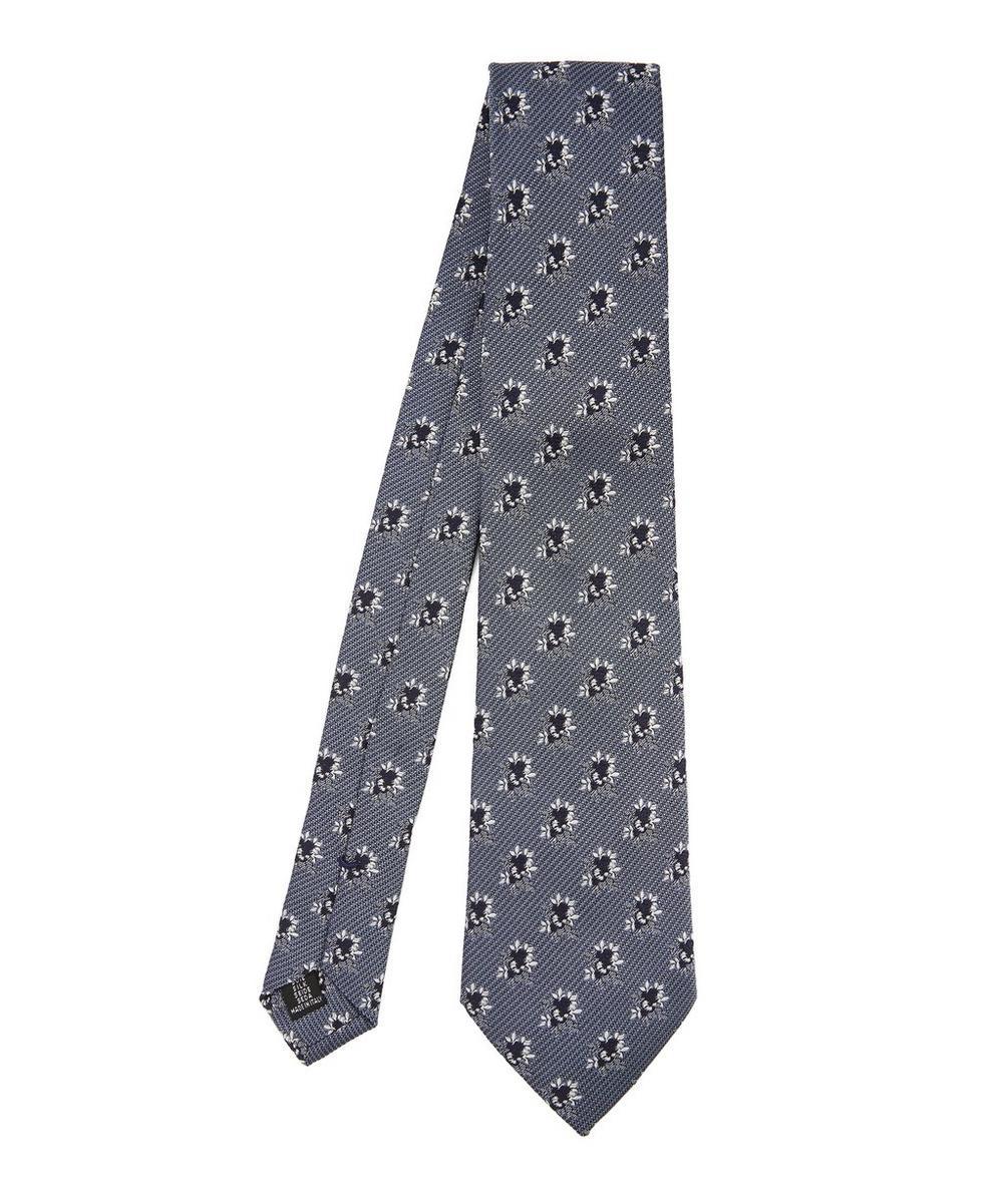 Baillie Woven Silk Tie