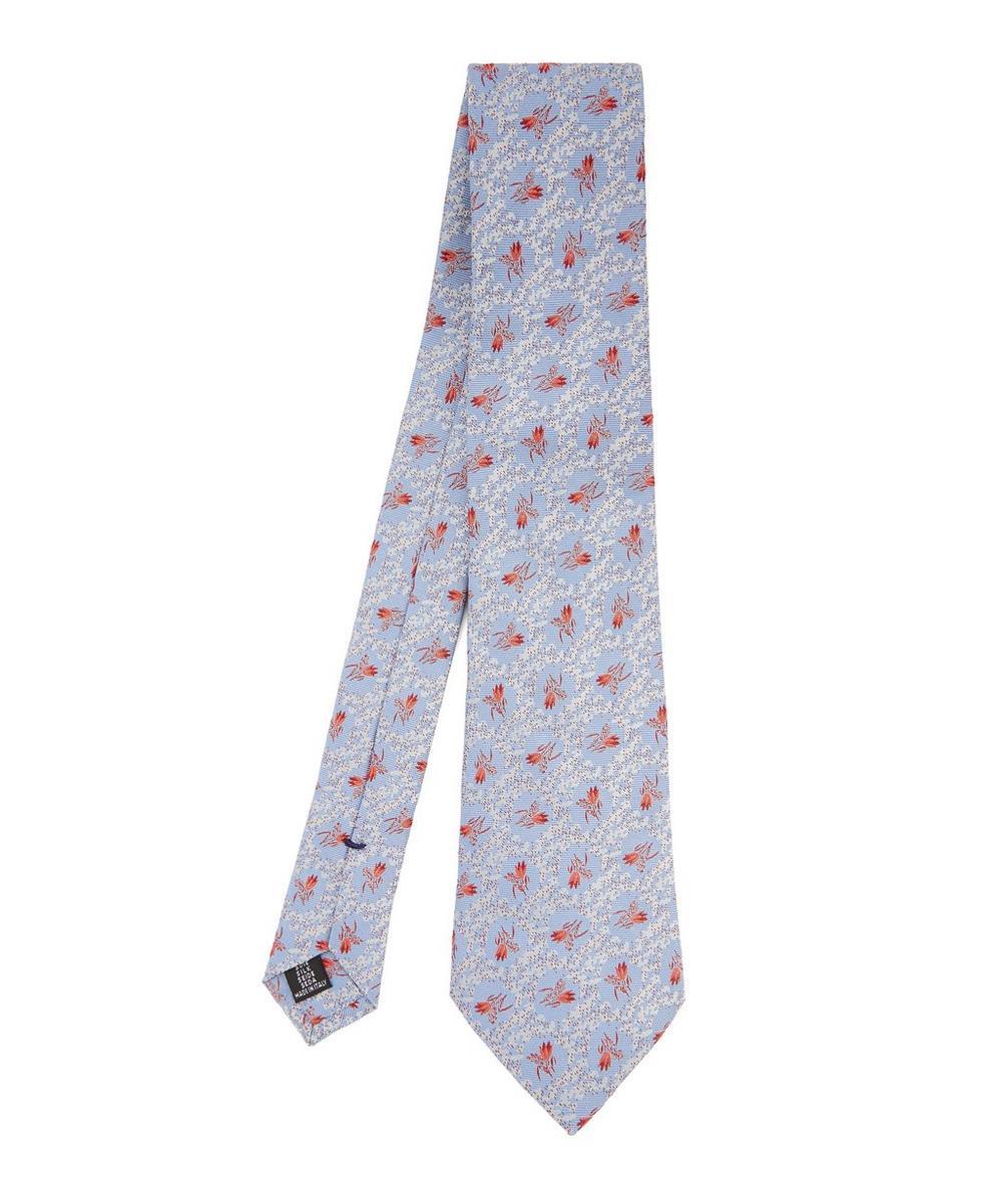 Eleonora Woven Silk Tie