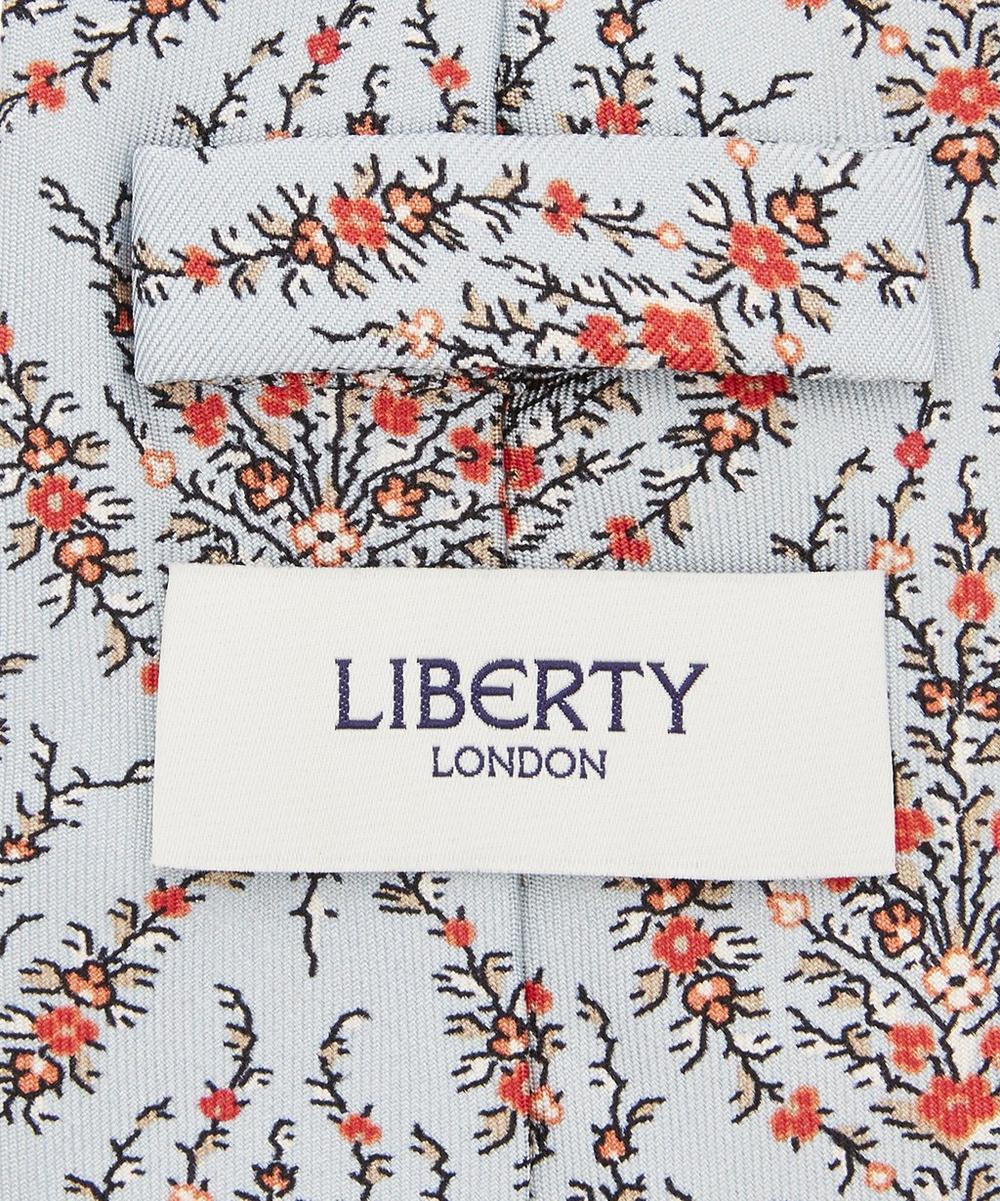Eluard Printed Silk Tie