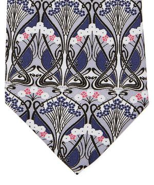 Ianthe Printed Silk Tie
