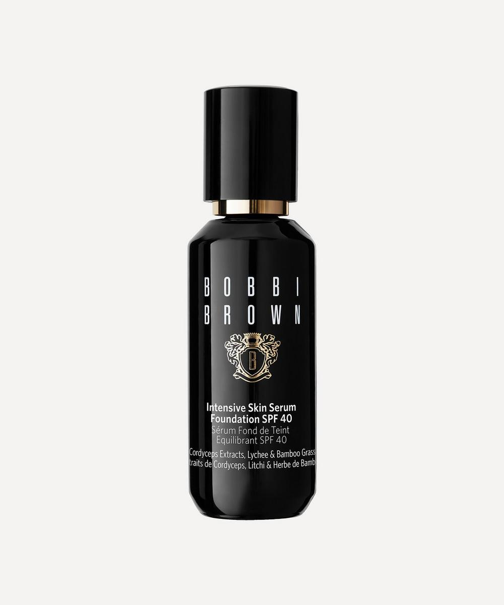 Bobbi Brown Intensive Skin Serum Foundation Spf 40 In Ivory