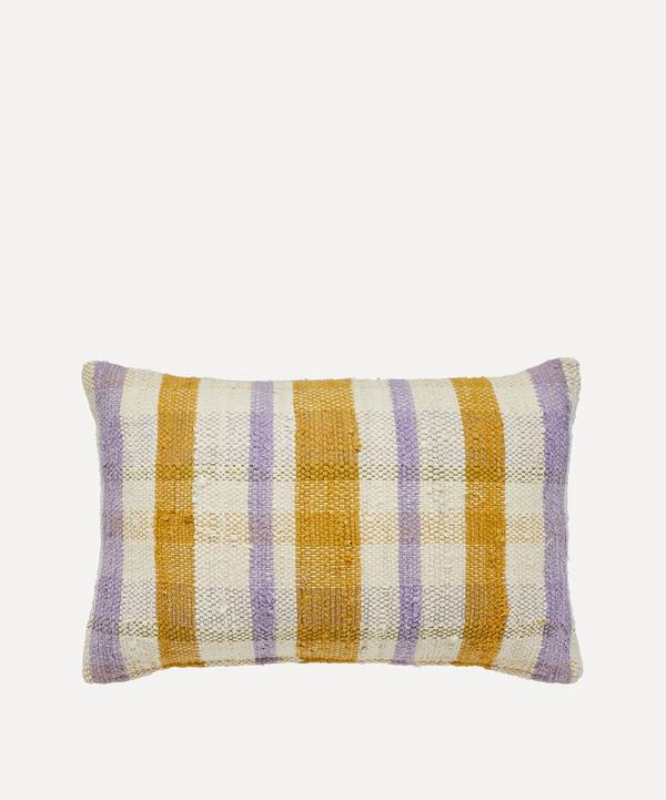 Projektityyny - Gingham Chindi Rectangular Cushion