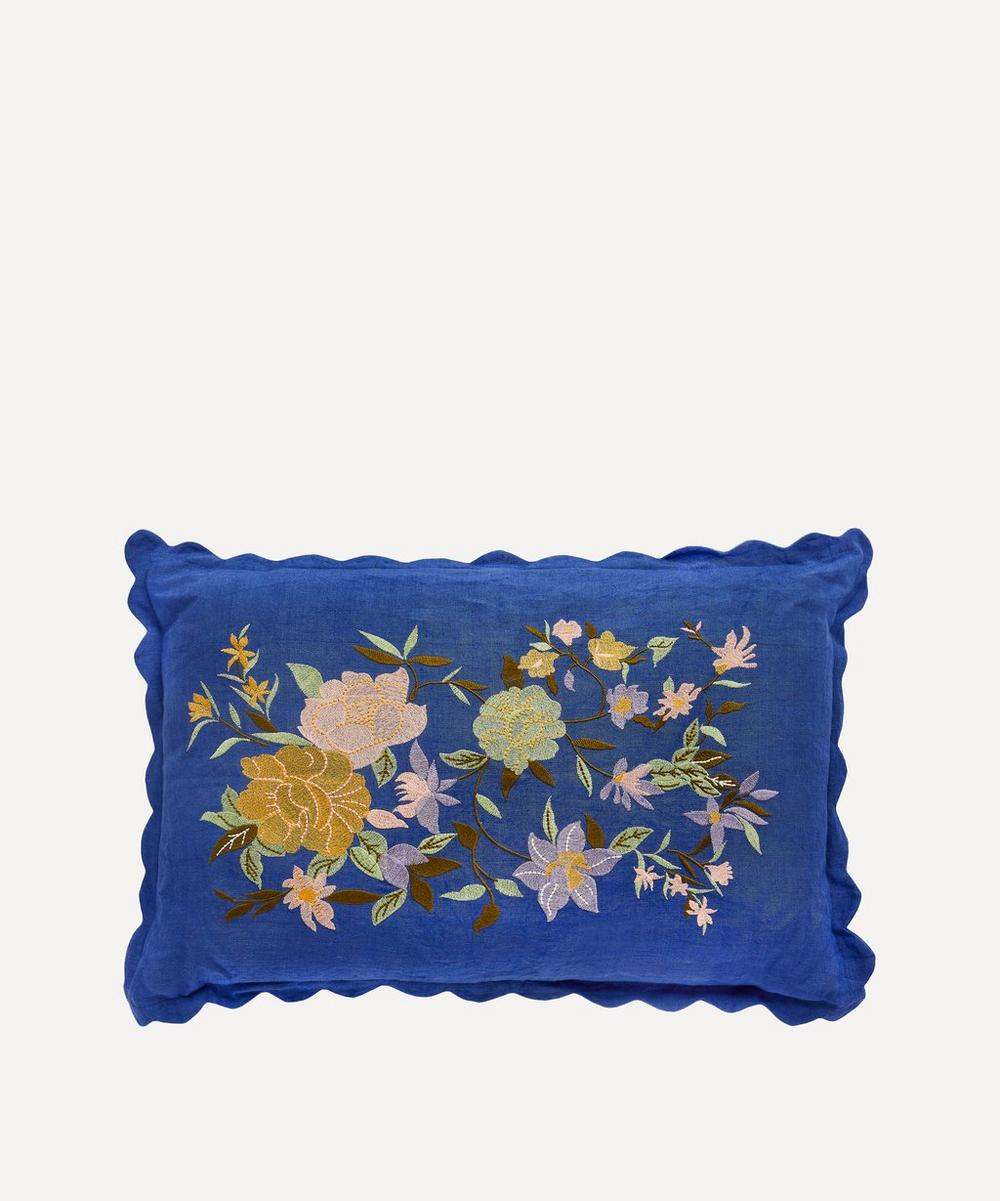 x MMMDI Embroidered Limited Edition Cushion