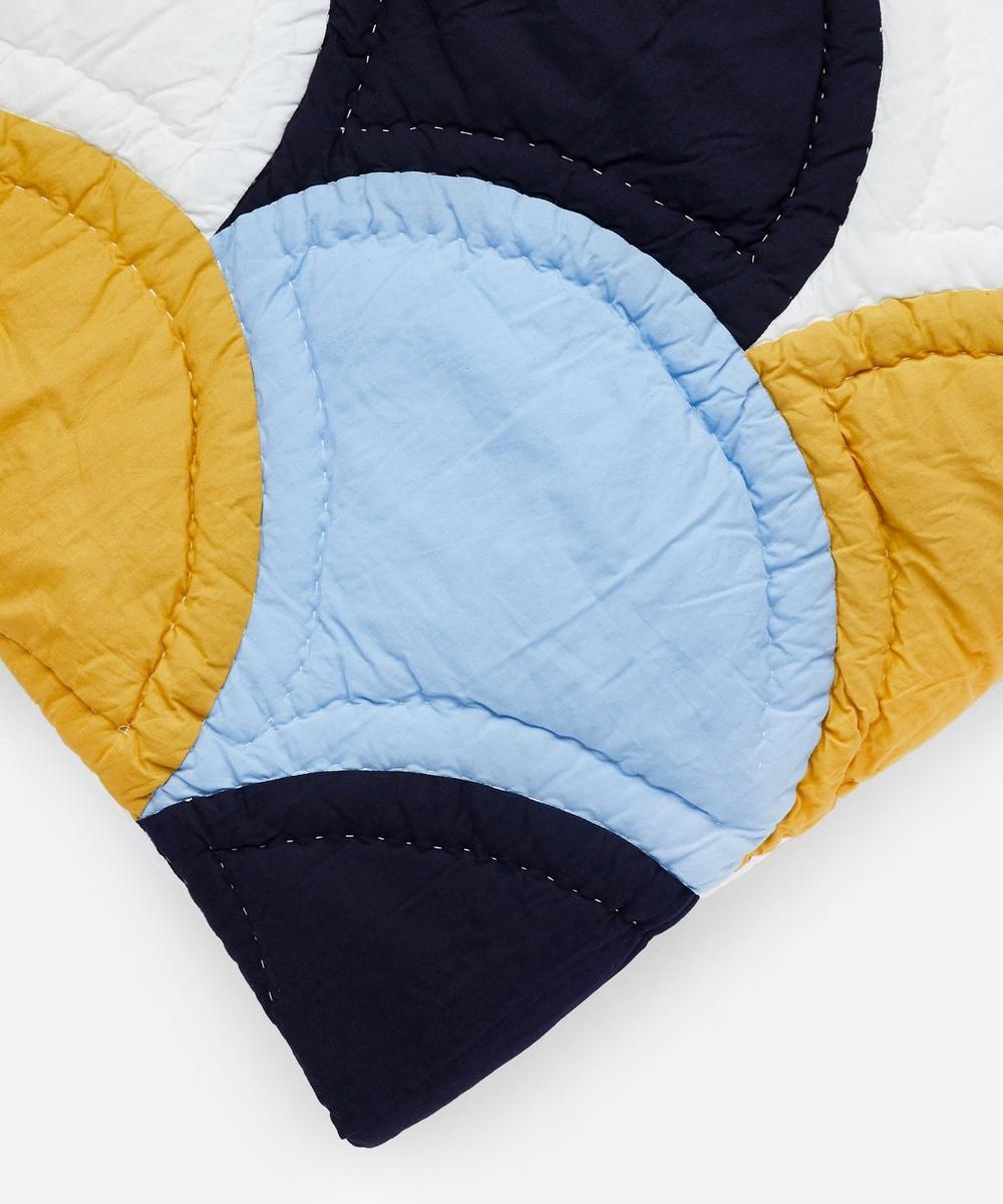 Koski Patchwork Blanket