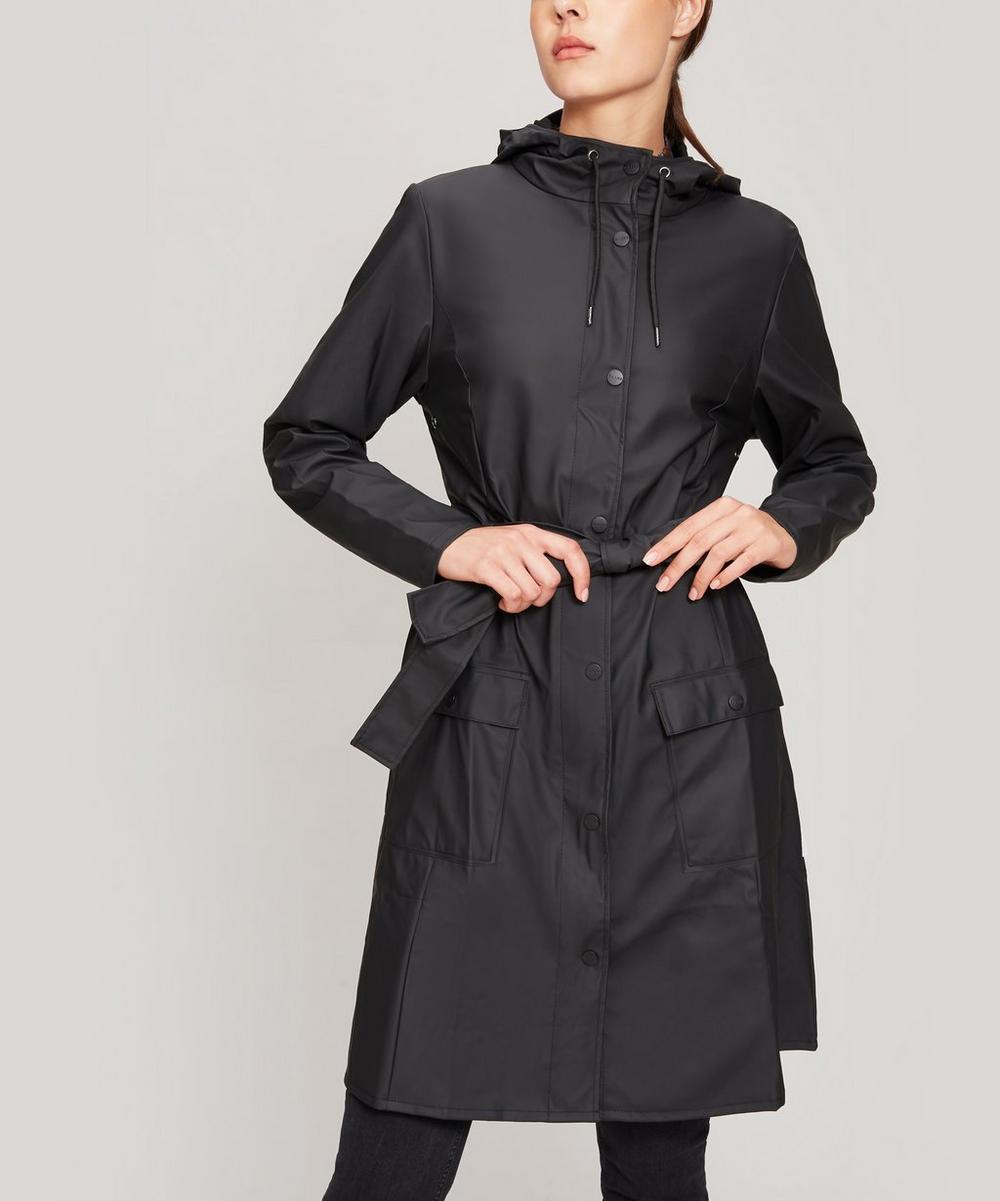 RAINS - Curved Jacket