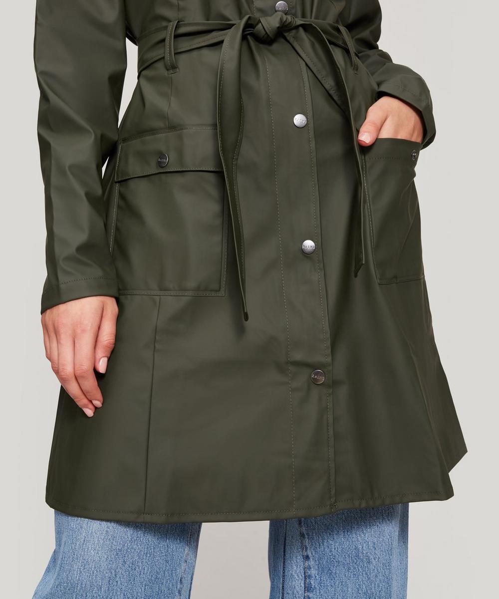 Curved Jacket