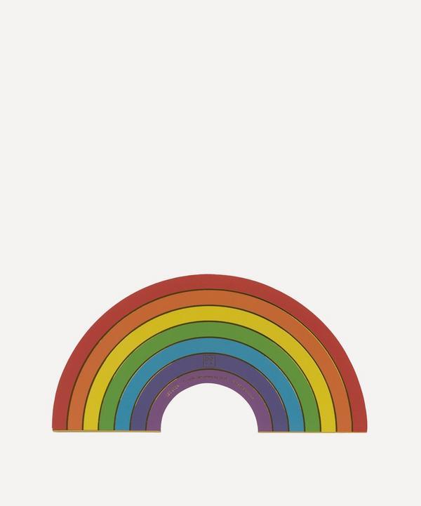 DOIY - Oversized Rainbow Notebook
