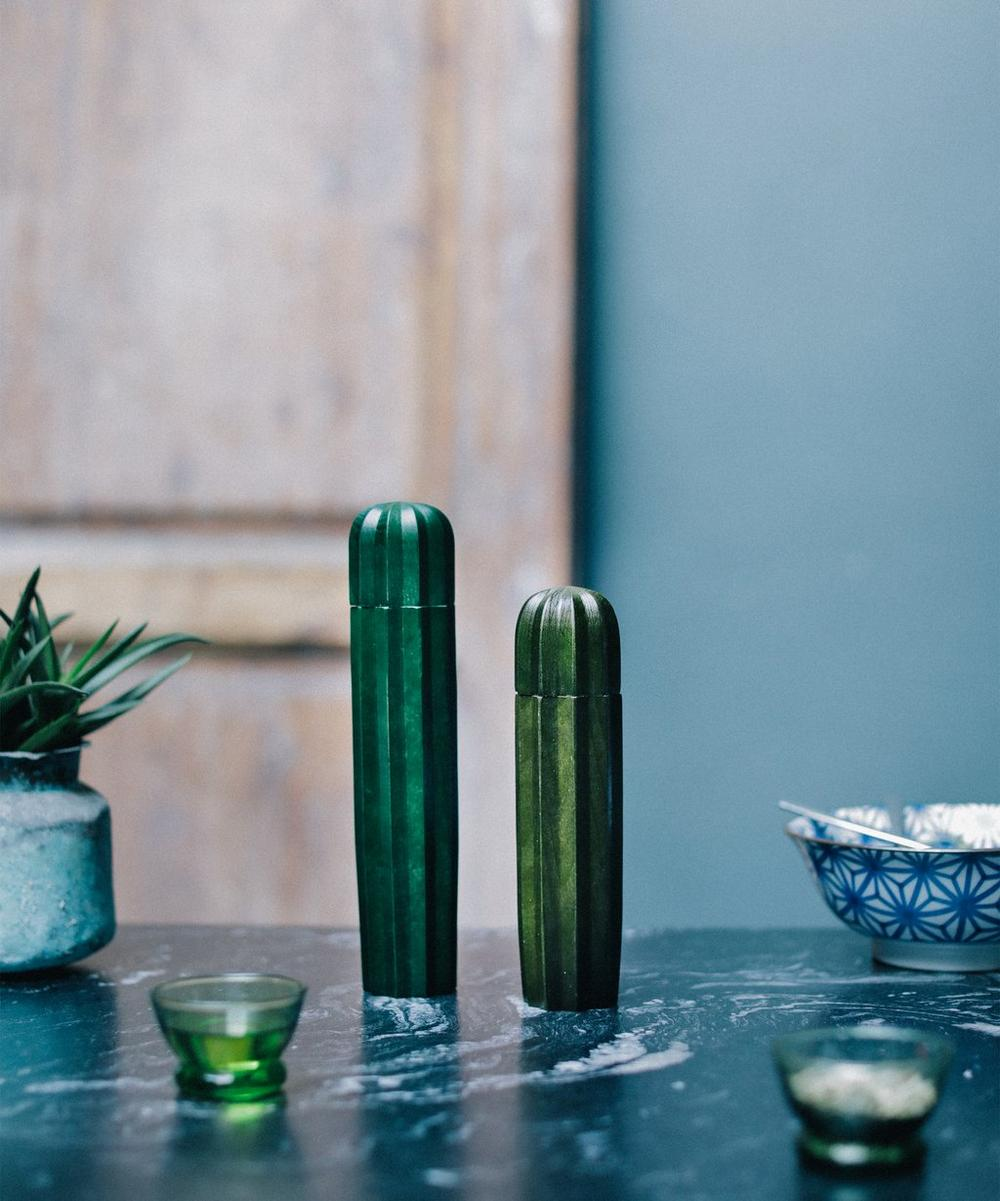 Cacti Salt and Pepper Shakers