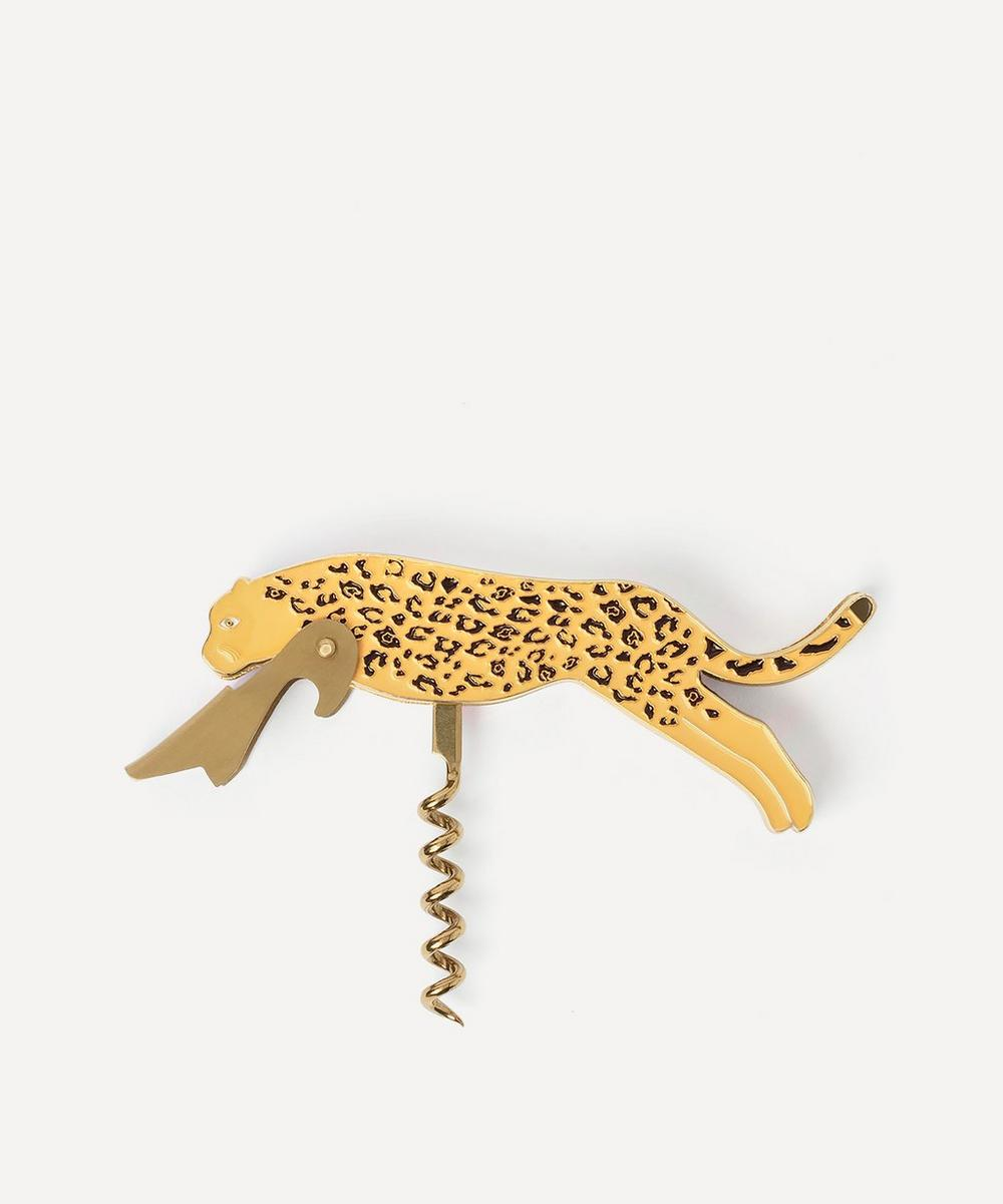 Doiy Savanna Cheetah Corkscrew In Assorted