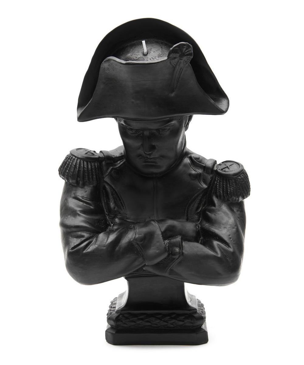Napoleon Wax Candle Bust