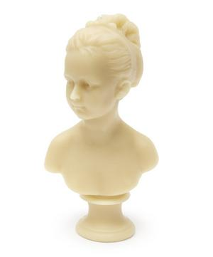 Louise Brongniart Wax Candle Bust
