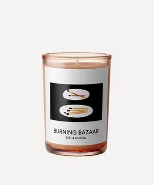 Burning Bazaar Candle 200g