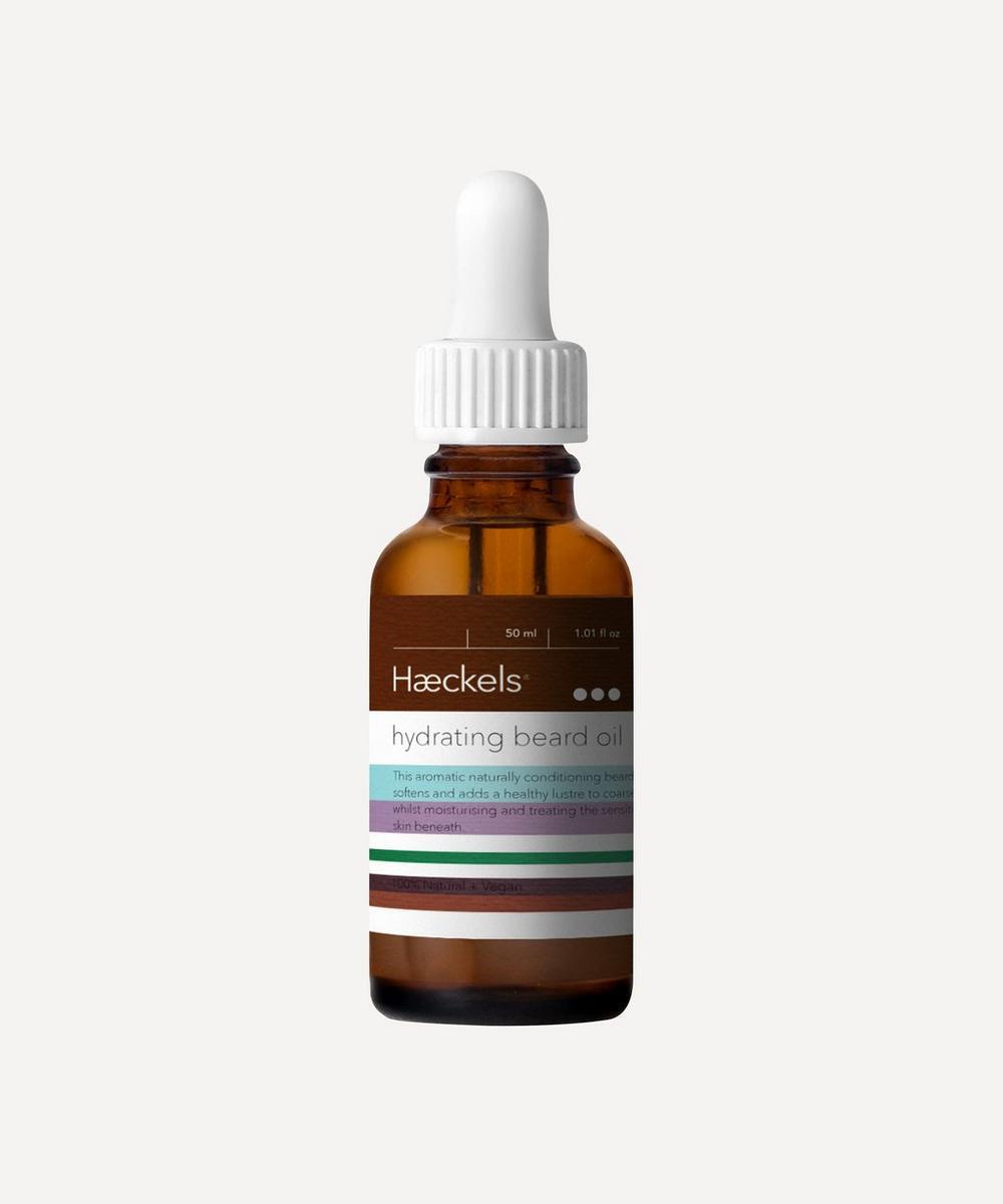 Haeckels - Conditioning Beard Oil 50ml