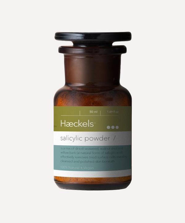 Haeckels - Seaweed + Salicylic Powder Exfoliant 50ml