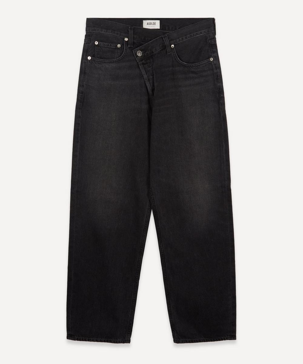 Agolde Jeans CRISS CROSS UPSIZE JEANS