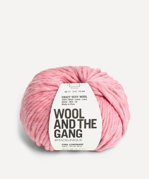 Wool and the Gang - Crazy Sexy Wool Pink Lemonade Yarn