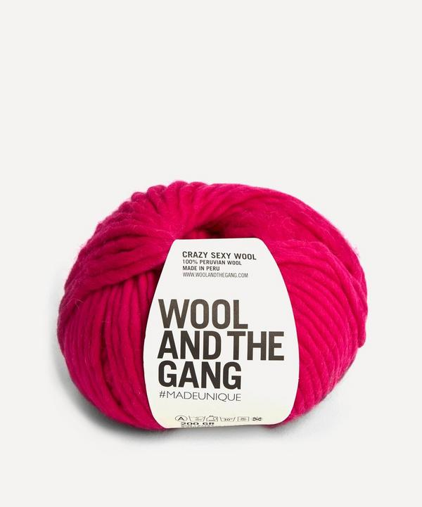 Wool and the Gang - Crazy Sexy Wool Hot Punk Pink Yarn