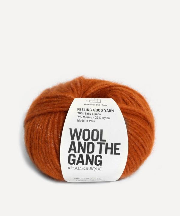 Wool and the Gang - Feeling Good Cinnamon Dust Yarn