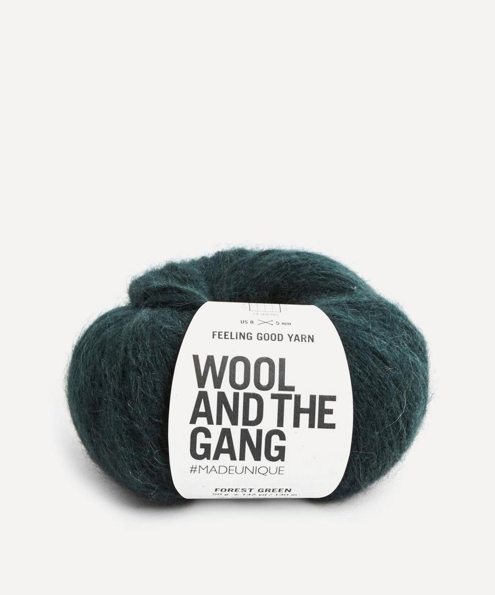Feeling Good Forest Green Yarn