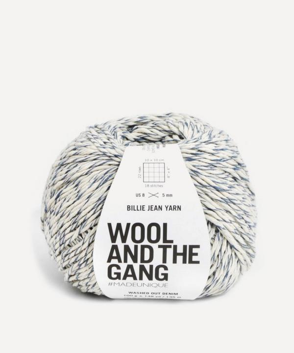 Wool and the Gang - Billie Jean Washed Out Denim Yarn