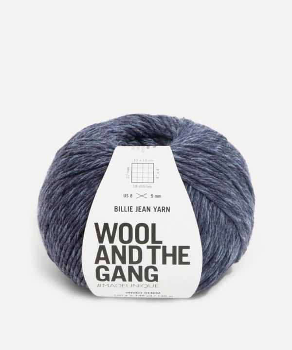 Wool and the Gang - Billie Jean Indigo Denim Yarn