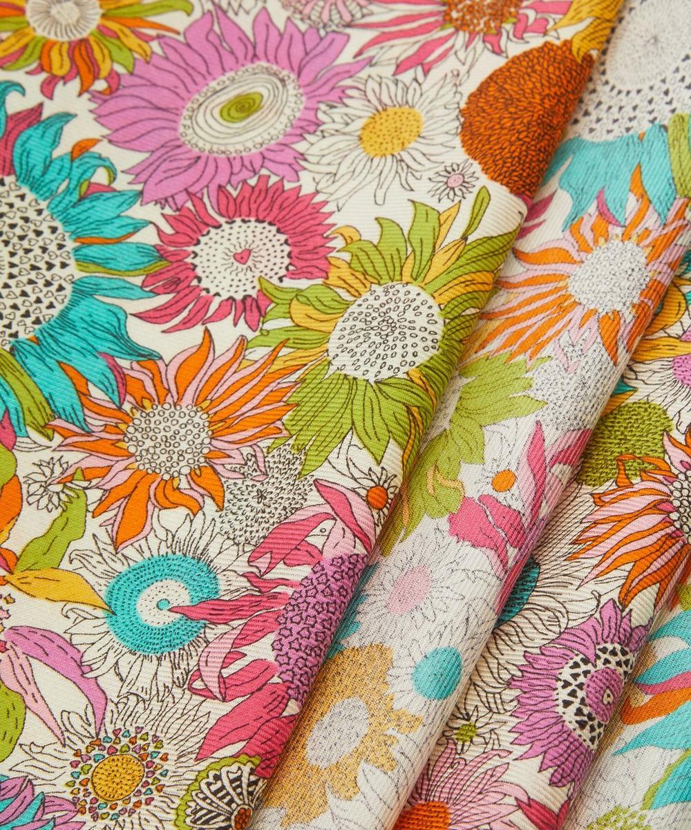 Small Susanna Silk-Cotton Handkerchief
