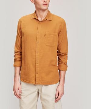 Curtis Gauze Cotton Shirt