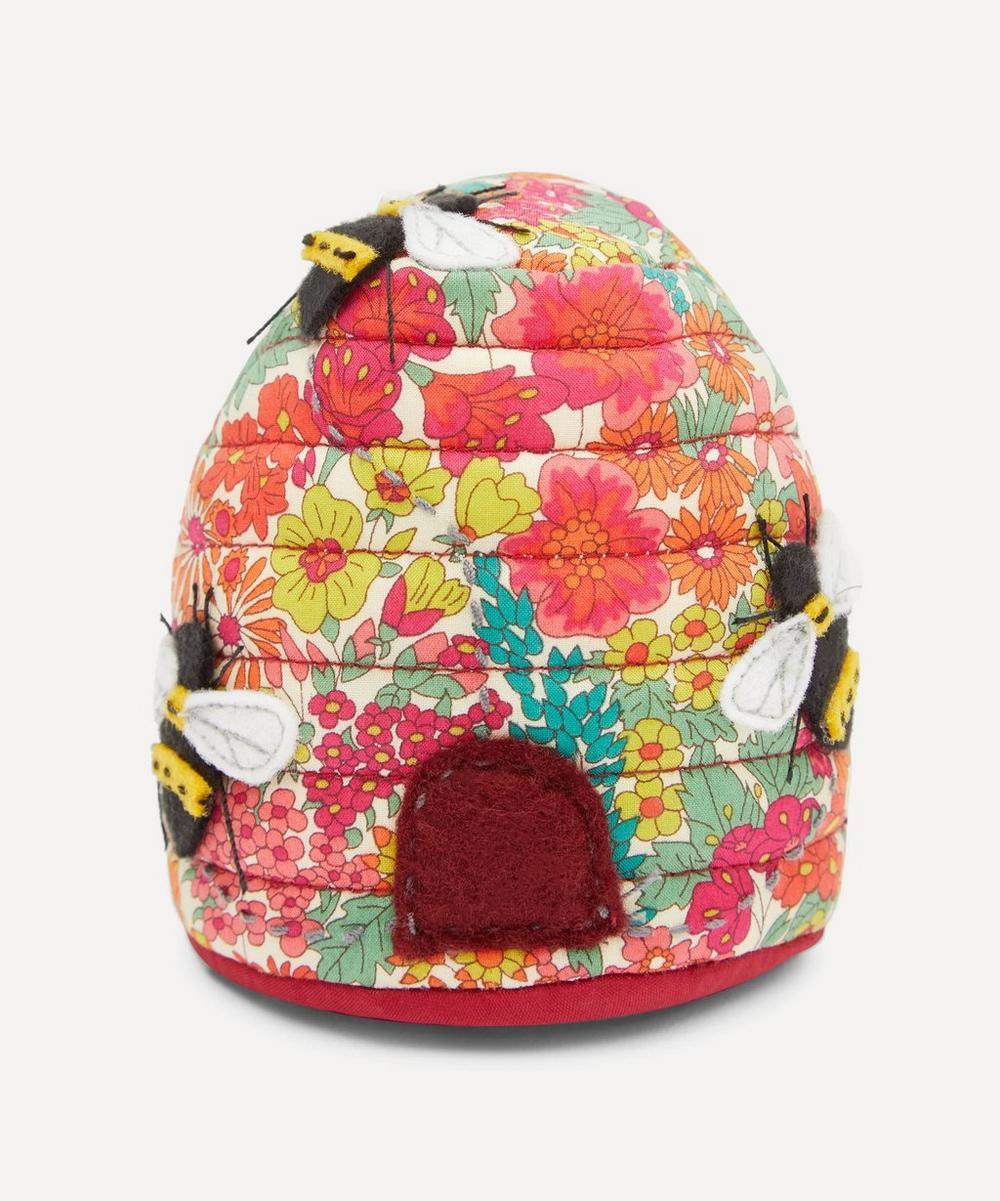 Margaret Annie Print Beehive Pin Cushion