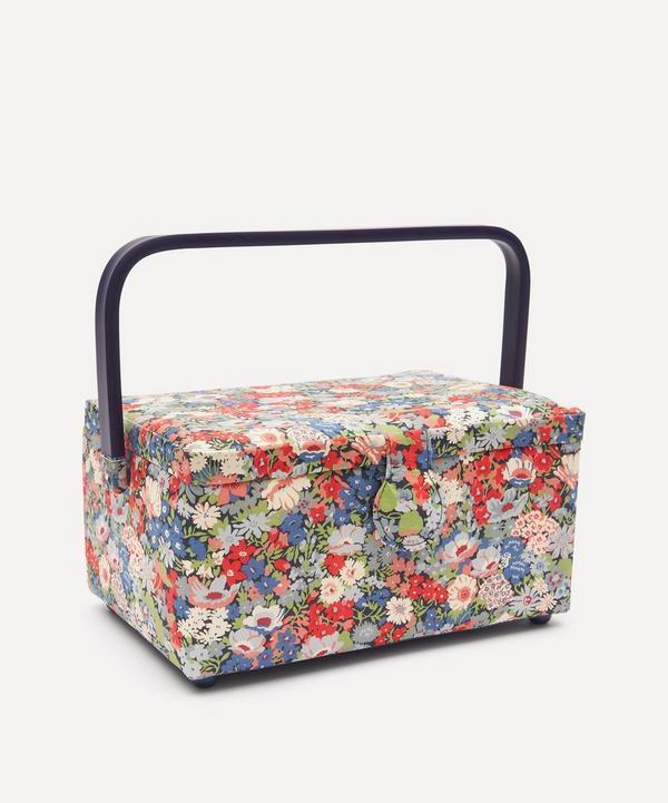 Liberty - Thorpe Print Square Sewing Box