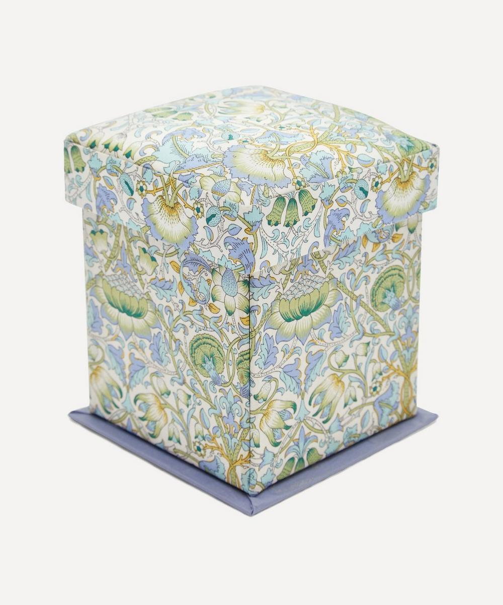 Liberty - Lodden Print Victorian Square Sewing Case
