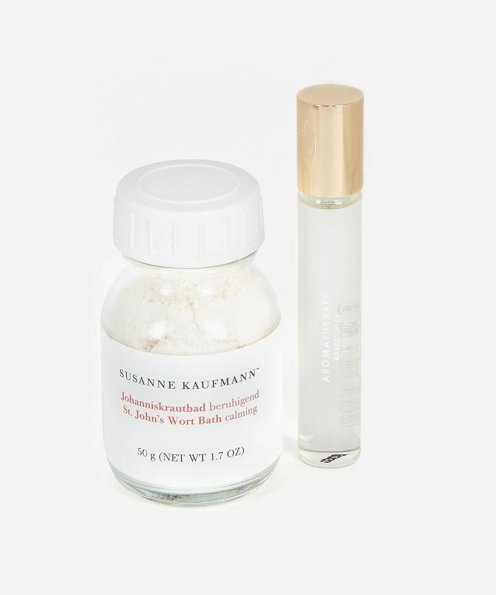 The Liberty Beauty Cracker with Aromatherapy Associates and Susanne Kaufmann