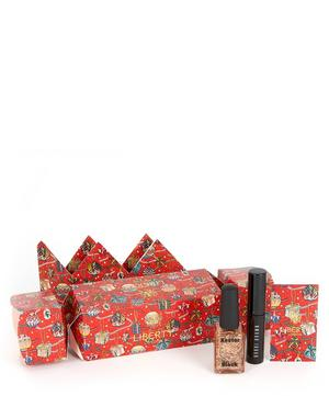 The Liberty Beauty Cracker with Kester Black and Bobbi Brown
