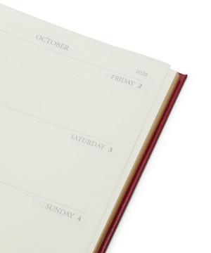 Large Leather Ianthe Diary 2020