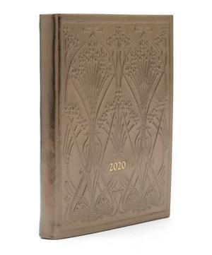 Medium Leather Ianthe Diary 2020