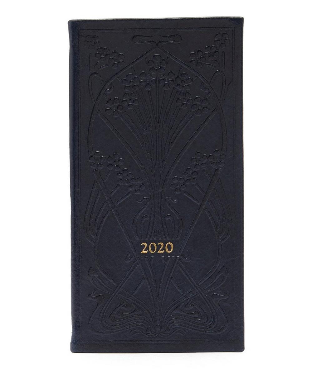 Slim Leather Ianthe Diary 2020