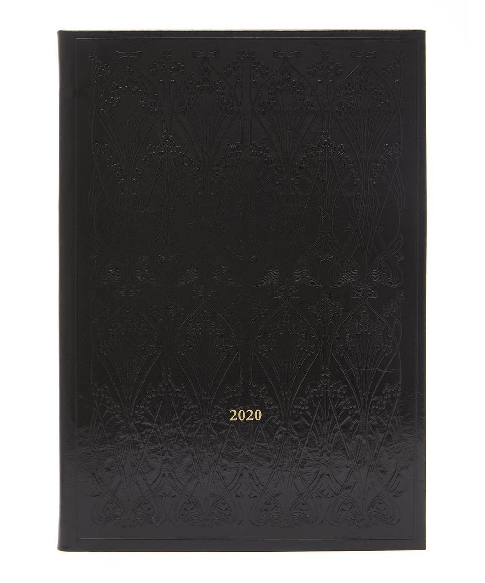 A4 Leather Ianthe Diary 2020