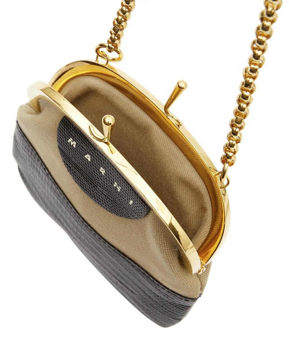 Small Coin Purse Chain Cross-Body Bag