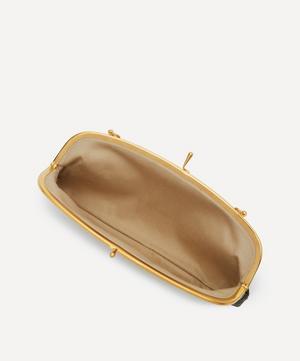Wide Coin Purse Cross-Body Bag