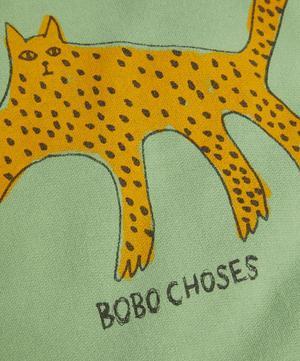Leopard Sweatshirt 3-24 Months