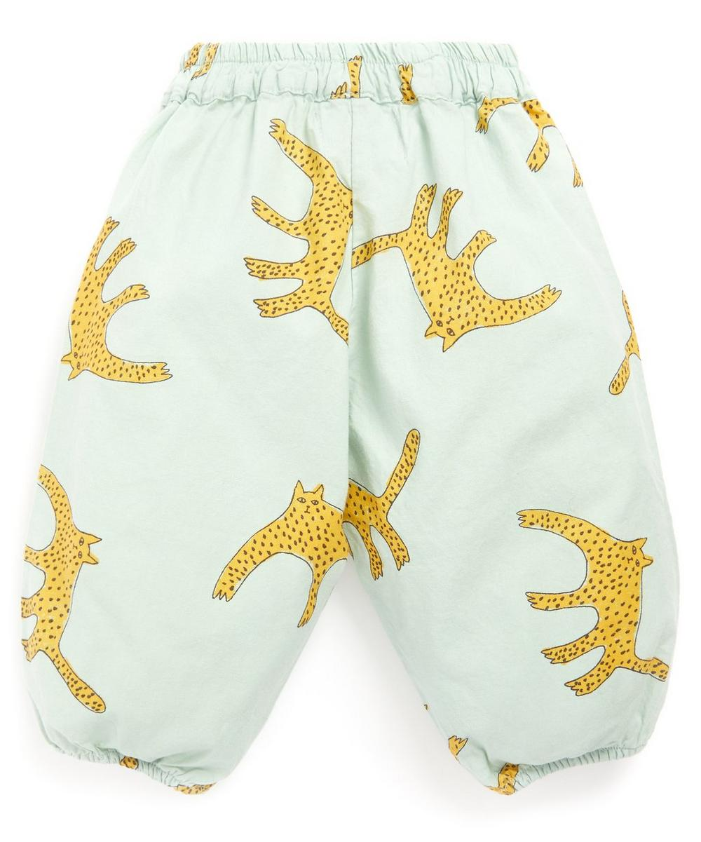 Leopard Baggy Trousers 3-24 Months