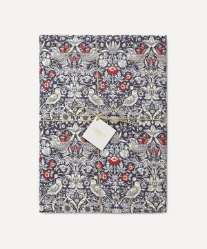 Strawberry Thief Linen Tablecloth