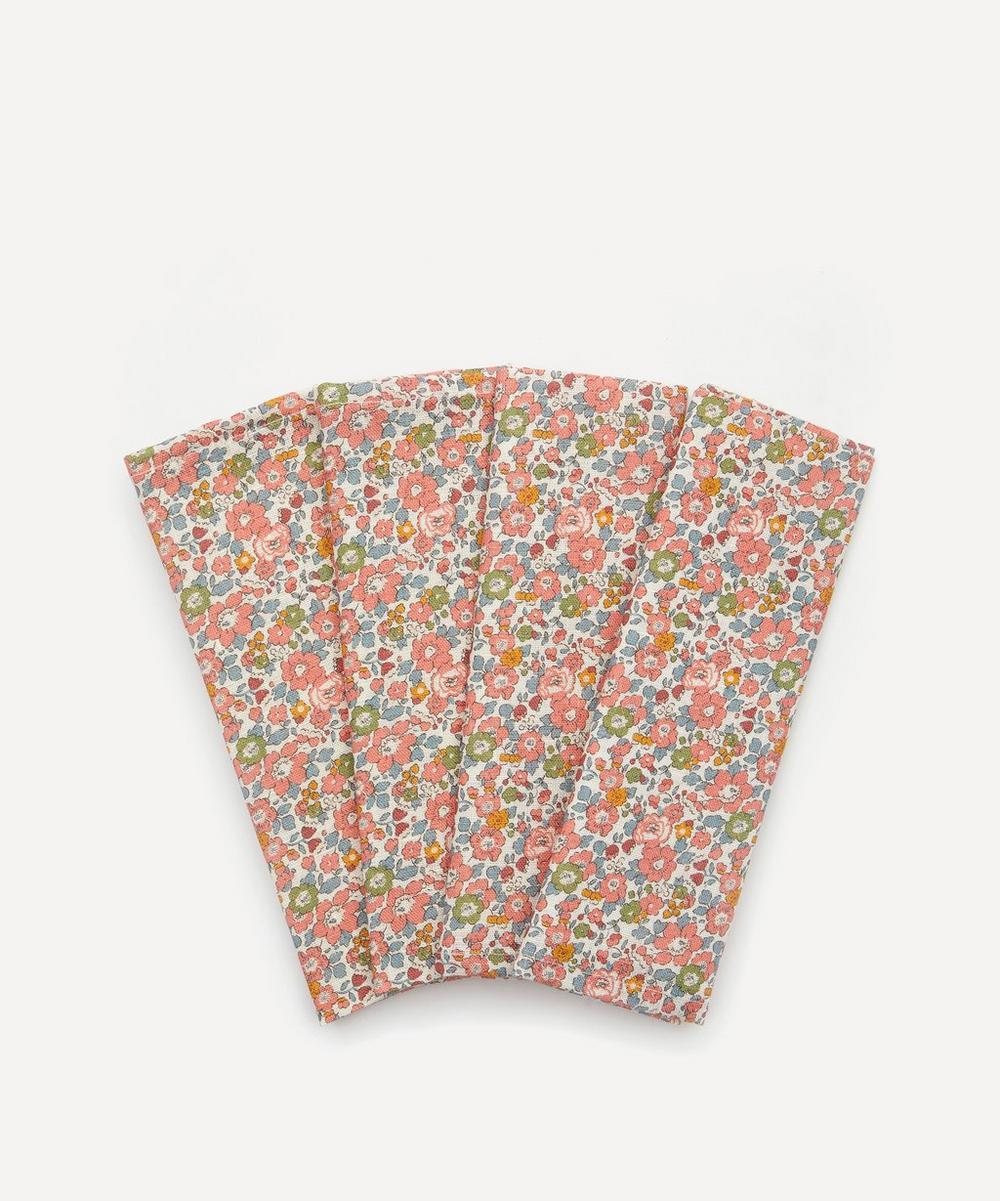 Liberty - Betsy Linen Napkins Set of Four