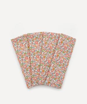 Betsy Linen Napkins Set of Four