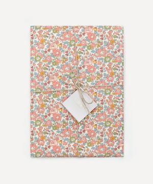 Betsy Linen Tea Towel