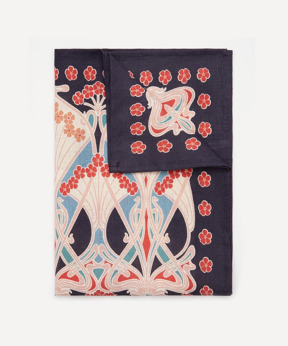 Ianthe Linen Tea Towel