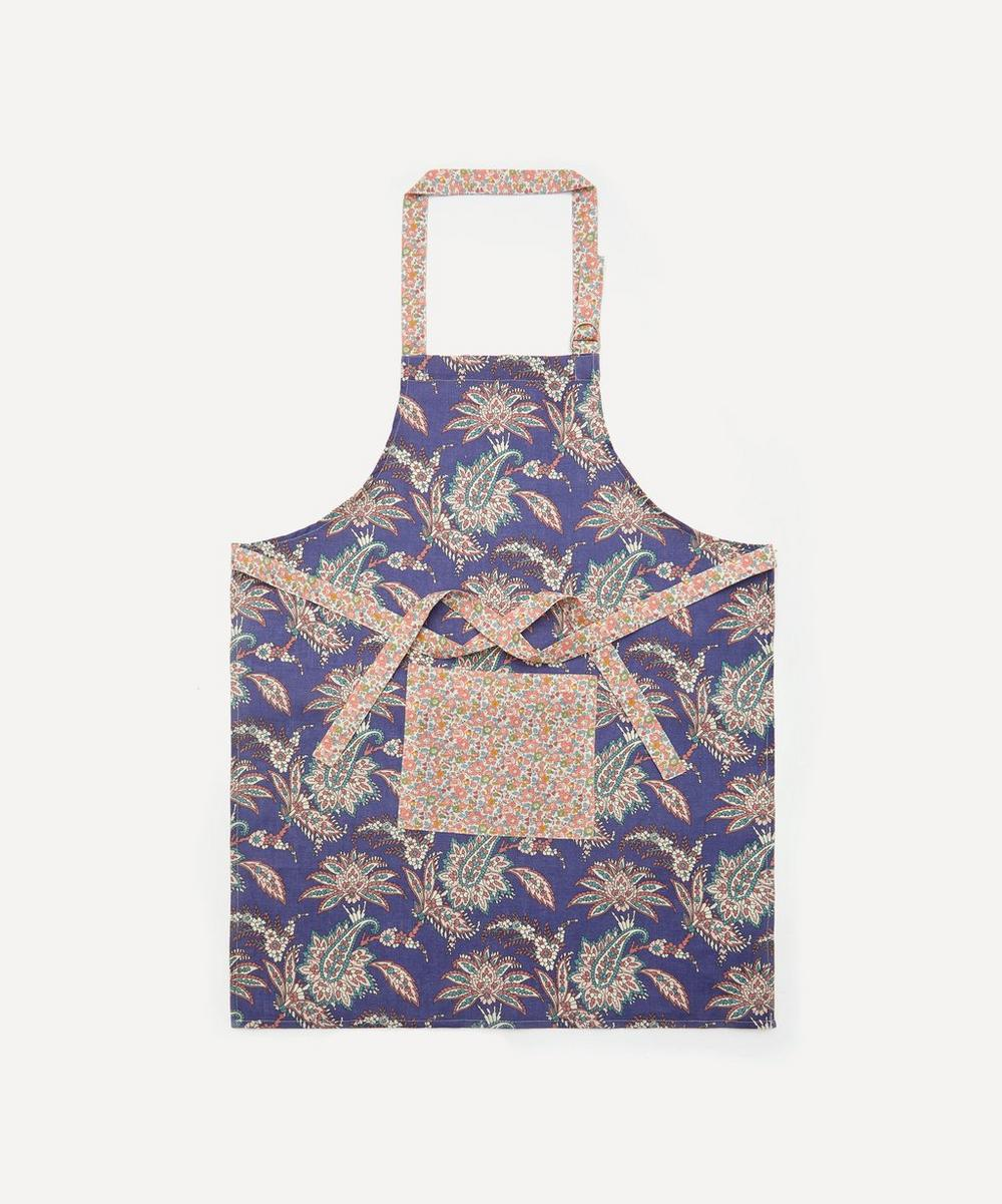 Leontine and Betsy Linen Apron