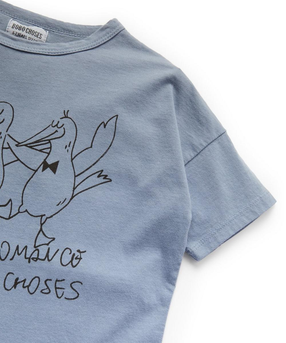 Dancing Birds T-Shirt 2-8 Years