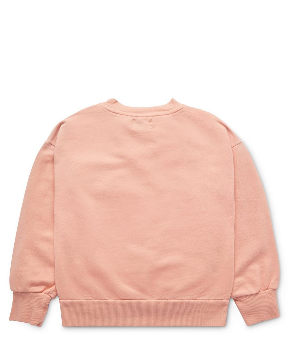 Bow Sweatshirt 2-8 Years