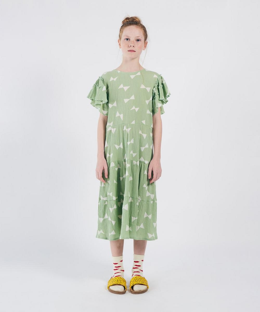 Flamenco Cotton Dress 2-8 Years